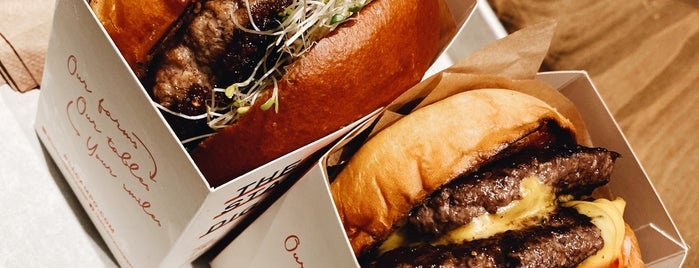 Belcampo is one of To-Do: Burgers.