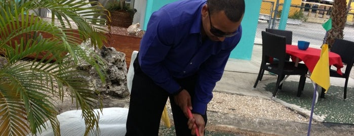 Cayman Crazy Golfing Mini Golf is one of Grand Cayman Places to Try.