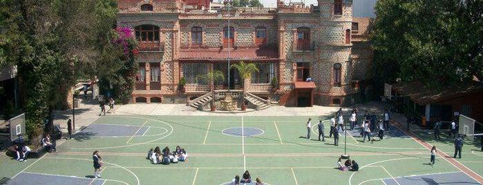 Colegio Williams is one of Orte, die Carlos gefallen.