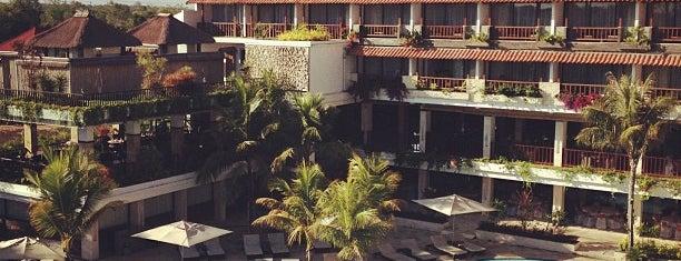 Swiss-belhotel Segara Resort & Spa is one of Bali Visited.