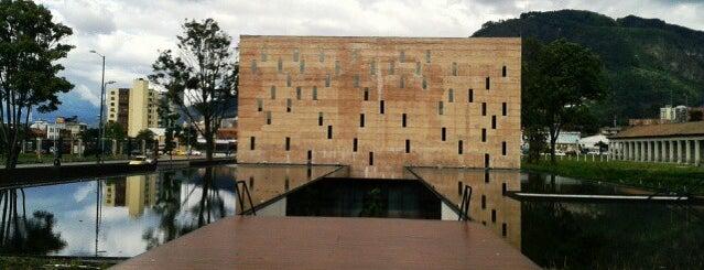 Centro De Memoria, Paz Y Reconciliacion is one of Claudio'nun Beğendiği Mekanlar.