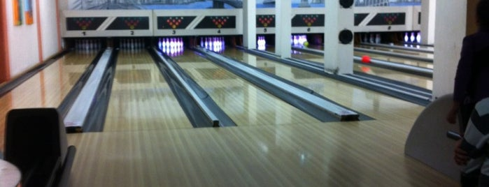 Olympia Bowling is one of Badge List.