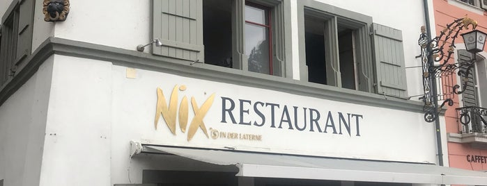 Nix' s in der Laterne is one of Suíça.