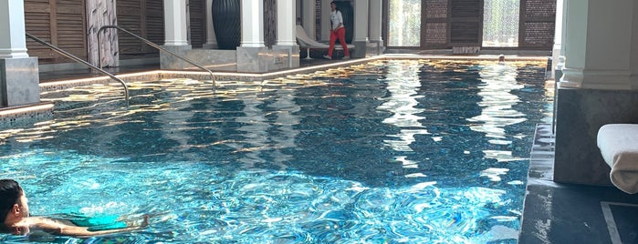The Spa @ Four Season Hotel Bahrain Bay is one of Bahrain.