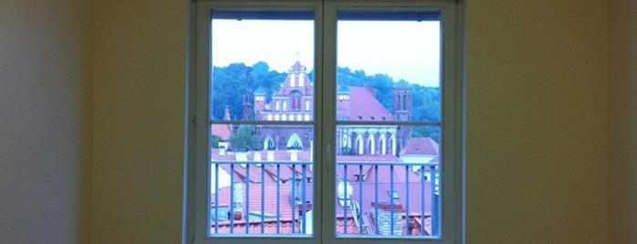 Vilnius International School is one of Posti che sono piaciuti a Tom.