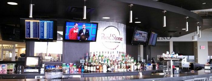 Red Stone Pizza Company is one of Orte, die Dan gefallen.