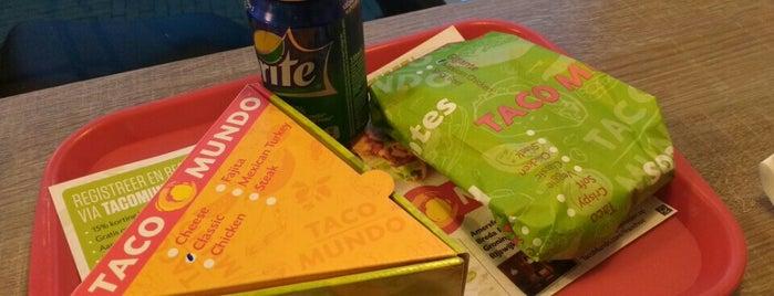Taco Mundo is one of Tempat yang Disimpan Ryan.
