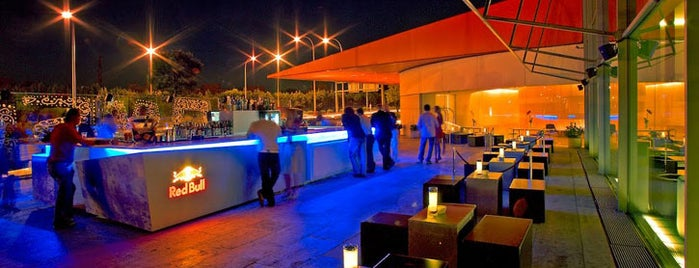 Skynight is one of Must-visit Nightlife Spots in Madrid.