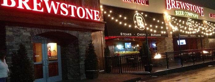 Brewstone Beer Company is one of Jared's Liked Places.