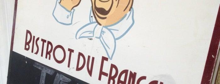 Bistrot du Français is one of VOLTAR BRASIL.