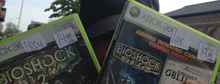 HI-TECH VIDEO GAMES is one of Shopping.