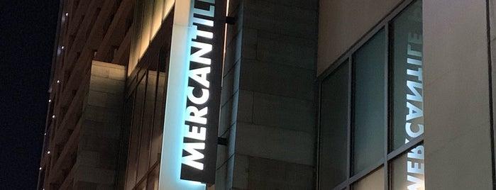 The Merc is one of Locais curtidos por KATIE.
