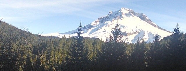 Mount Hood is one of Portland, OR - Favorite Nature/Outdoors.