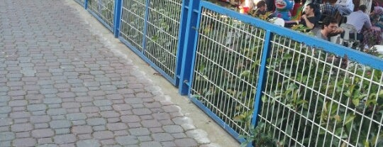 Sadri Alışık Parkı Aile Çay Bahçesi is one of Onur'un Beğendiği Mekanlar.