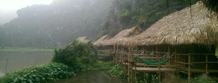 Tam Coc Garden Resort is one of ASIA - Vietnam - To Do.