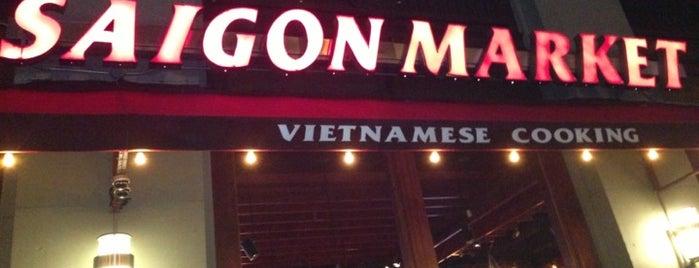 Saigon Market is one of บันทึกเดินทาง New York.
