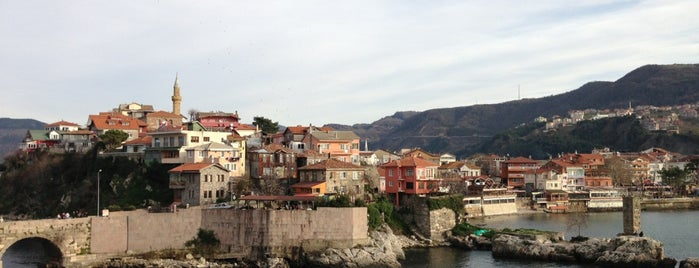 Amasra Kalesi is one of Amasra.