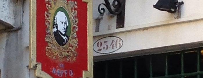 Taverna da Baffo is one of Venezia.