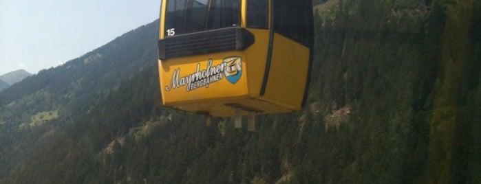 Penkenbahn is one of Zillertal.
