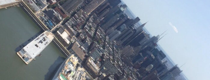 New York Helicopter is one of NYC Famous Landmarks and Destinations.