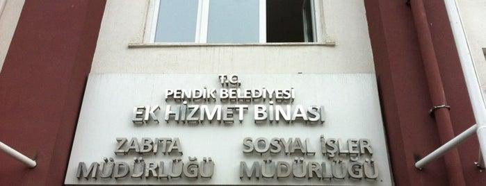 Pendik Belediyesi - Zabıta Müdürlüğü is one of Pendik.