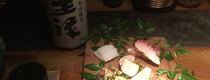 大どころ is one of 大人が行きたいうまい店2 福岡.