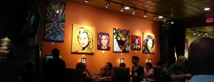 Busboys and Poets is one of Washington DC.