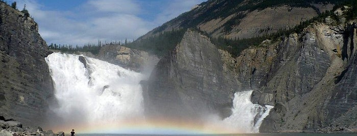 Nahanni National Park Reserve is one of Yukon madness.