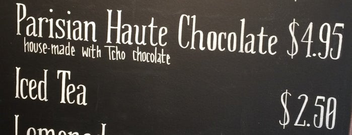 Haute Coffee is one of New England.