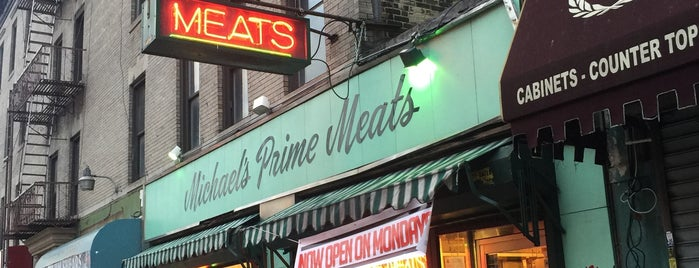 Michaels Prime Meats is one of NY Lunch & Sandwiches.