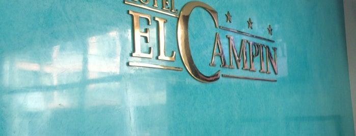 Hotel El Campín is one of ramiro'nun Beğendiği Mekanlar.