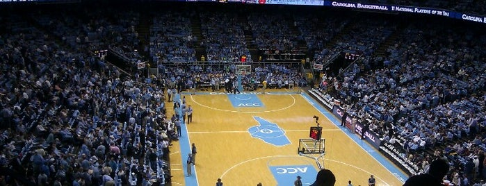 Dean E. Smith Center is one of Summer Events To Visit....