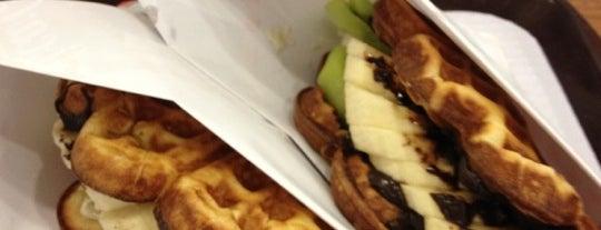 Waffle 12 is one of yagmur'un Beğendiği Mekanlar.