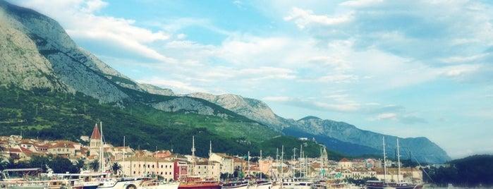 Makarska is one of Locais curtidos por Alika.