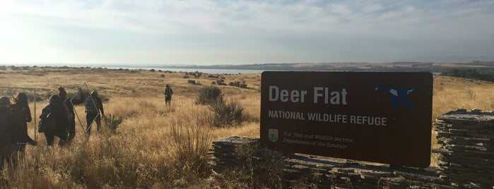 Deer Flat National Refuge Visitor Center is one of 82 Best Birdwatching Spots in the US.