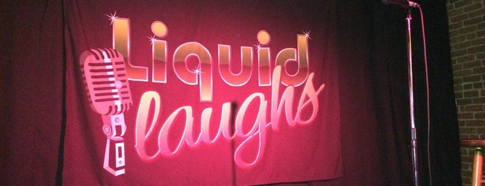 Liquid Laughs is one of Boise Trip.