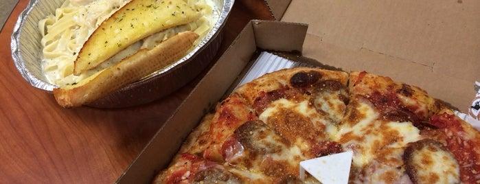 Romio's Pizza & Pasta is one of สถานที่ที่บันทึกไว้ของ TheDL.