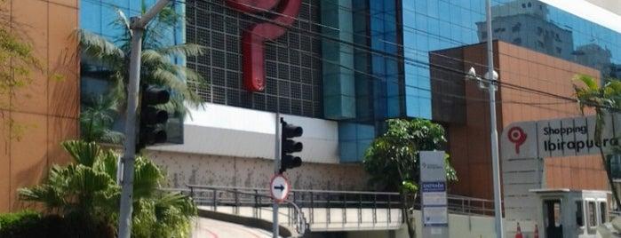 Shopping Ibirapuera is one of Lugares legais em São Paulo.