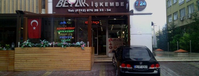 Beylik İşkembe is one of Locais salvos de Recep.