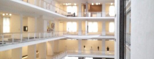 Национальная галерея Прага | Выставочный дворец is one of Prague.