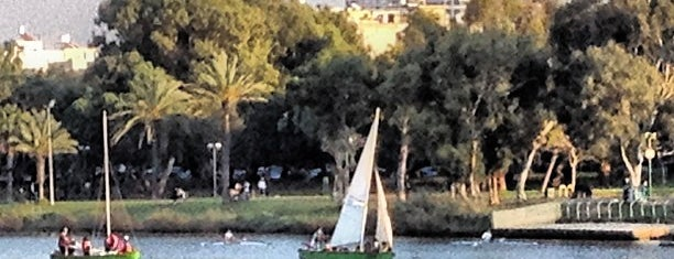 Park HaYarkon is one of Tel Aviv third best.