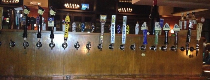 Meadhall is one of Boston's Best Beer Bars.