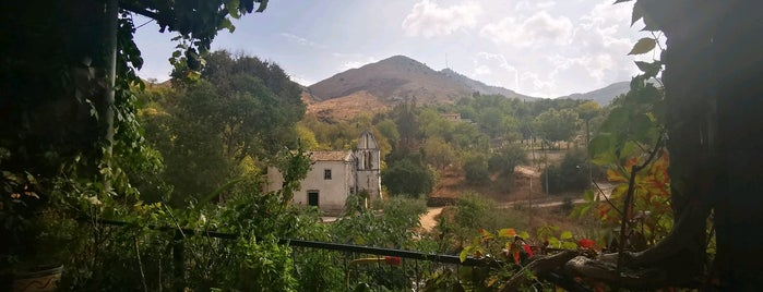 Old Peritheia Village is one of Must list Corfu.