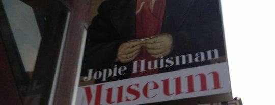 Jopie Huisman Museum is one of Friesland & Overijssel.