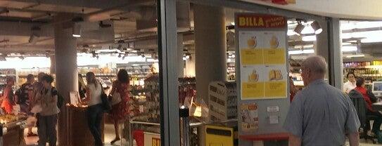 Billa is one of Gespeicherte Orte von Vassilis.
