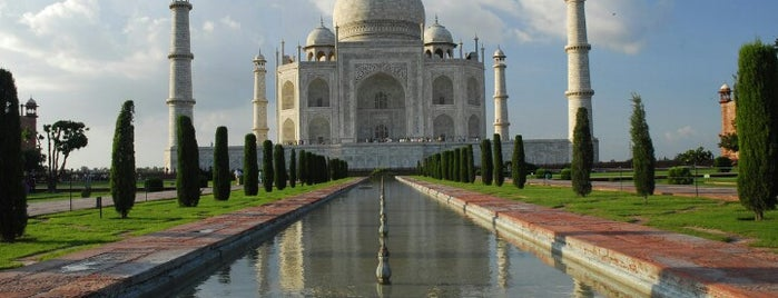 Taj Mahal | ताज महल | تاج محل is one of Posti salvati di Ángel.