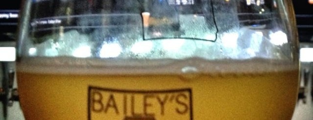 Bailey's Taproom is one of Best of Portland.