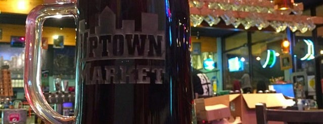 Uptown Market is one of All 53 Portland Breweries.