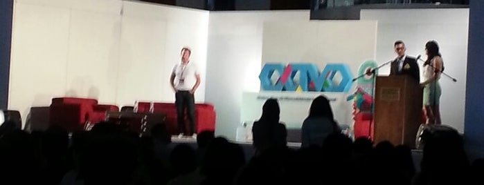 """8vo Foro de Mkt Internacional """"El octavo arte, de la emoción al consumo"""" UPSLP is one of Nanncita : понравившиеся места."""