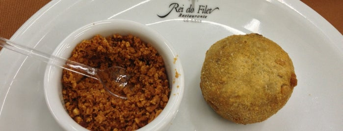 Rei do Filet is one of Sampa mon amour.